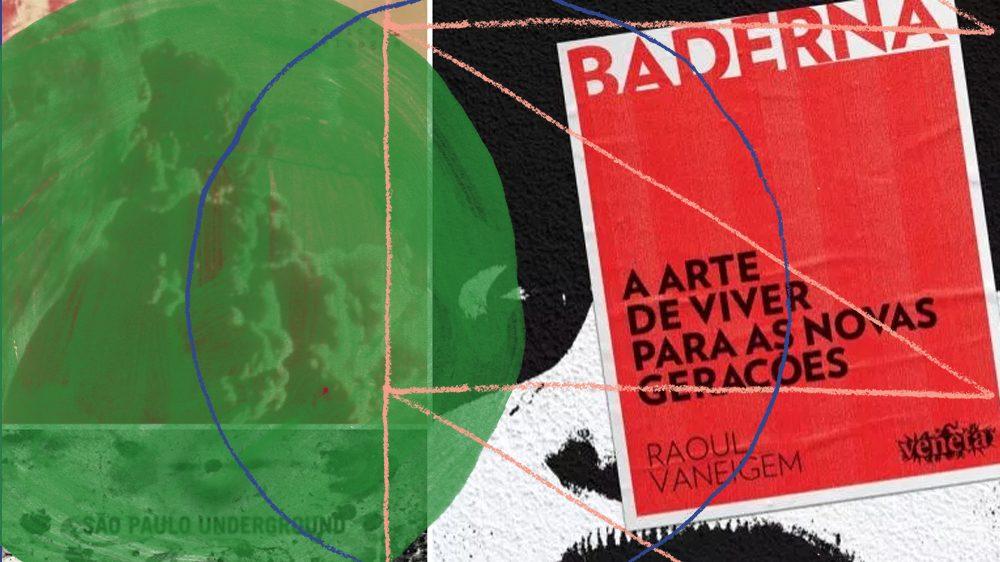 <b>RAdiO HAiKAi _ MÚSICA DE SELVAGEM + SP UNDERGROUND + RAOUL VANEIGEM</b>
