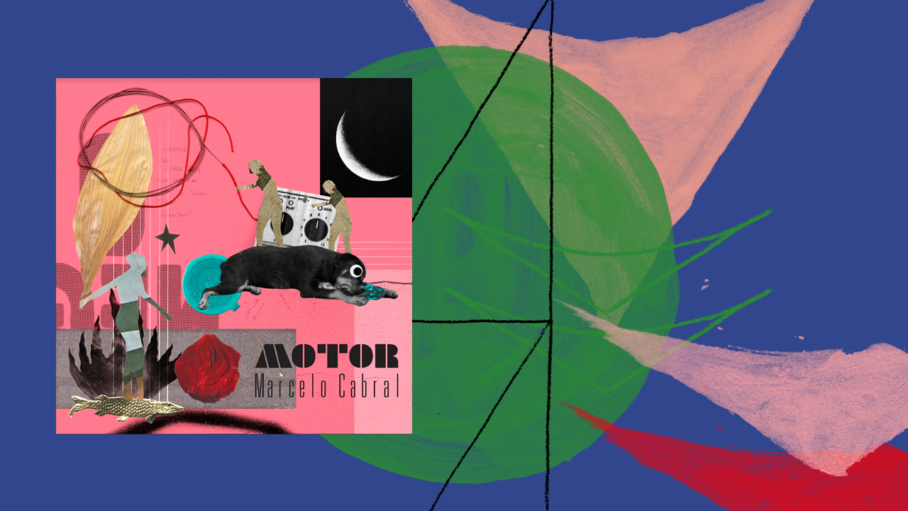 <b>Amadeu Zoe apresenta: Toca o Disco #1 - Marcelo Cabral (Motor)</b>