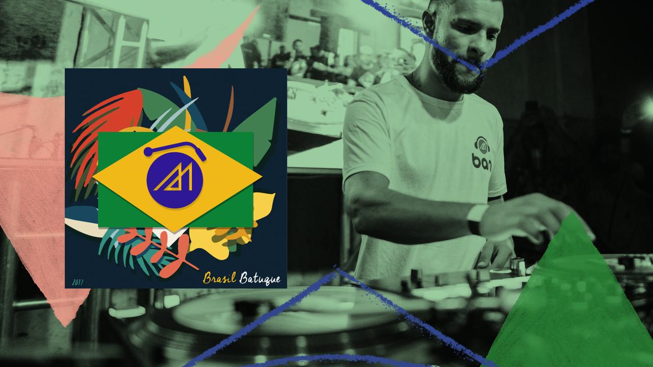 <b>DJ Morenno - Brasil Batuque Mixtape</b>