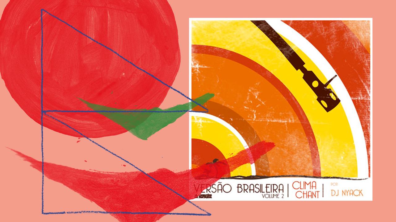 <b>DJ Nyack - Versão Brasileira Vol.2</b>