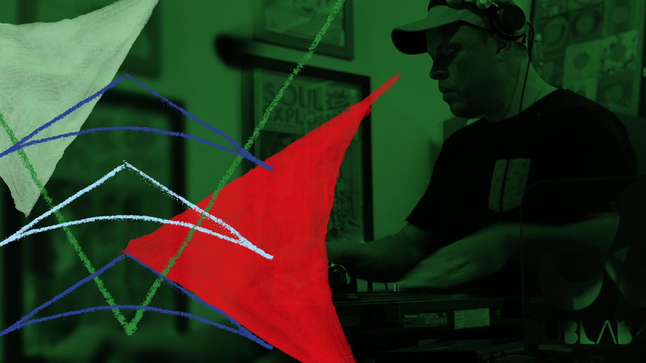 <b>DJ Zinco @ Patuá Discos - Festa de Lançamento Dublab Brasil</b>