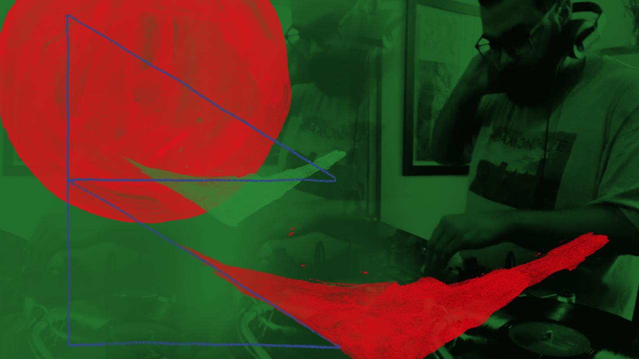 <b>GeraH @ Patuá Discos - Festa de Lançamento Dublab Brasil</b>