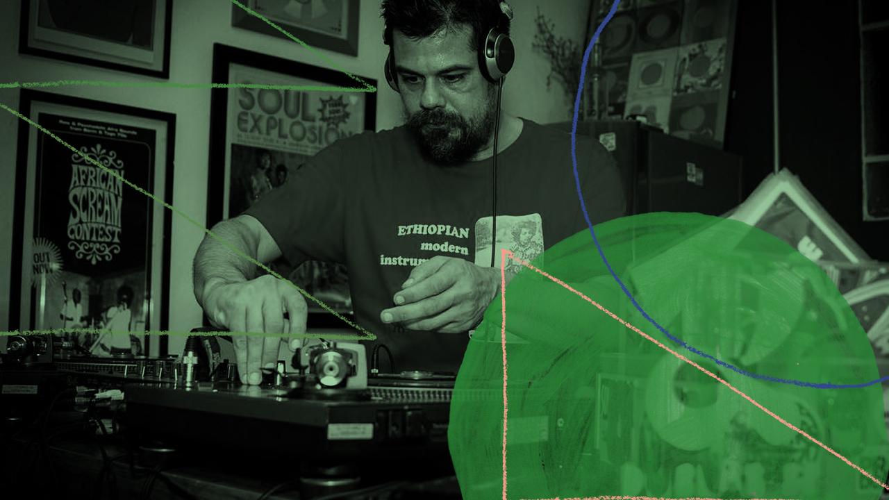 <b>DJ Ramiro Z @ Patuá Discos - Festa de Lançamento Dublab Brasil</b>