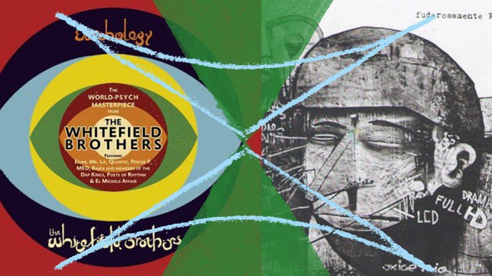 <b>RAdiO HAiKAi 4_WHITEFIELD BROTHERS + A SAGA DE WRITER – dAdA RAdiO</b>