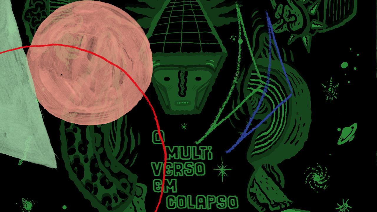 <b>Amadeu Zoe apresenta: Toca o Disco #3 - Guizado (O Multiverso em Colapso)</b>