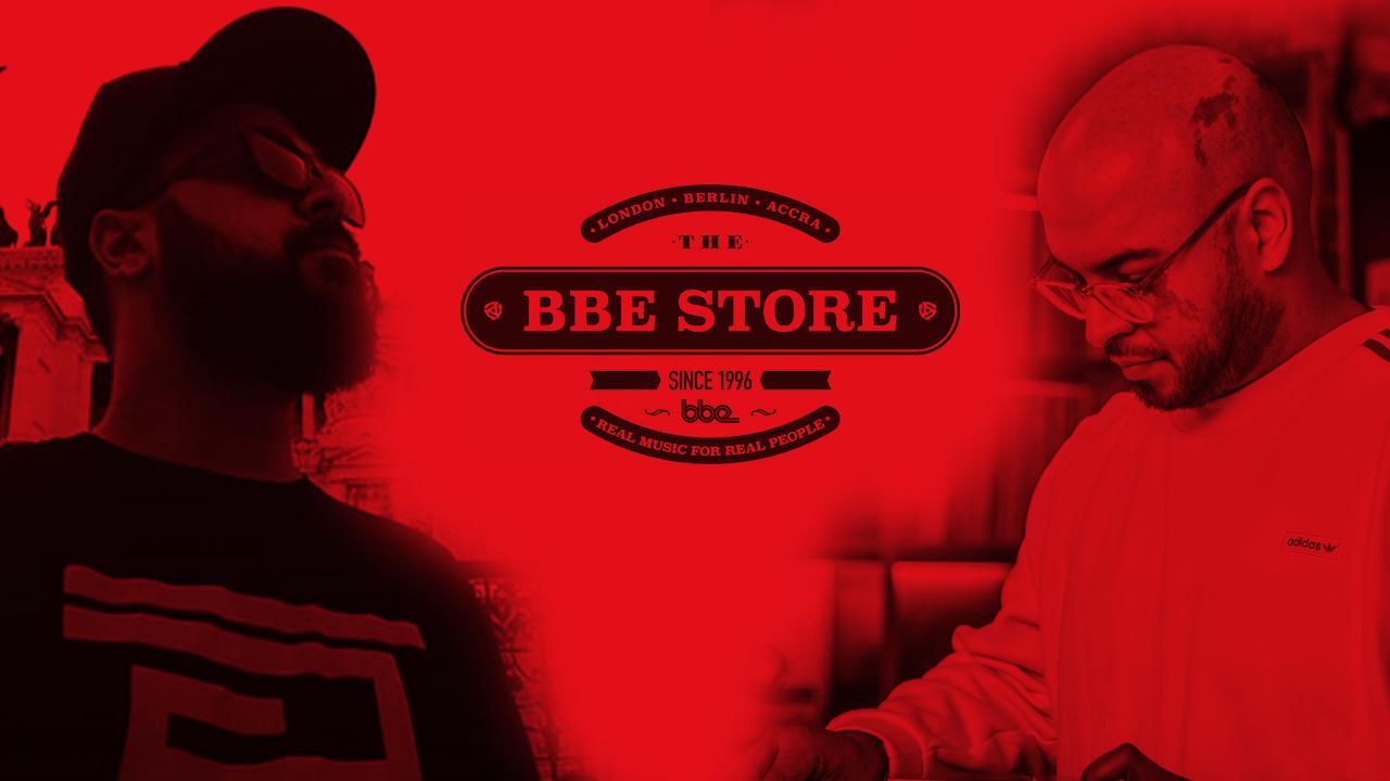 <b>Marcio Martinez convida GeraH @ BBE Store London</b>