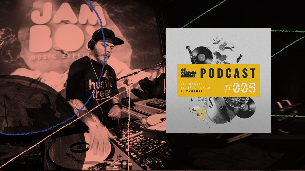 <b>DJ Tamenpi apresenta: Só Pedrada Musical #5</b>