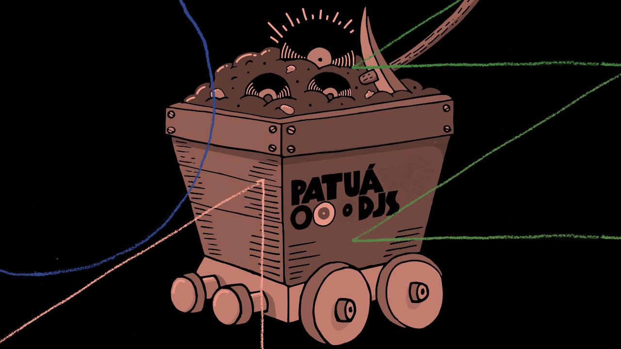 <b>Dublab Brasil apresenta: Patuá DJs #1 - Rafael Moraes</b>