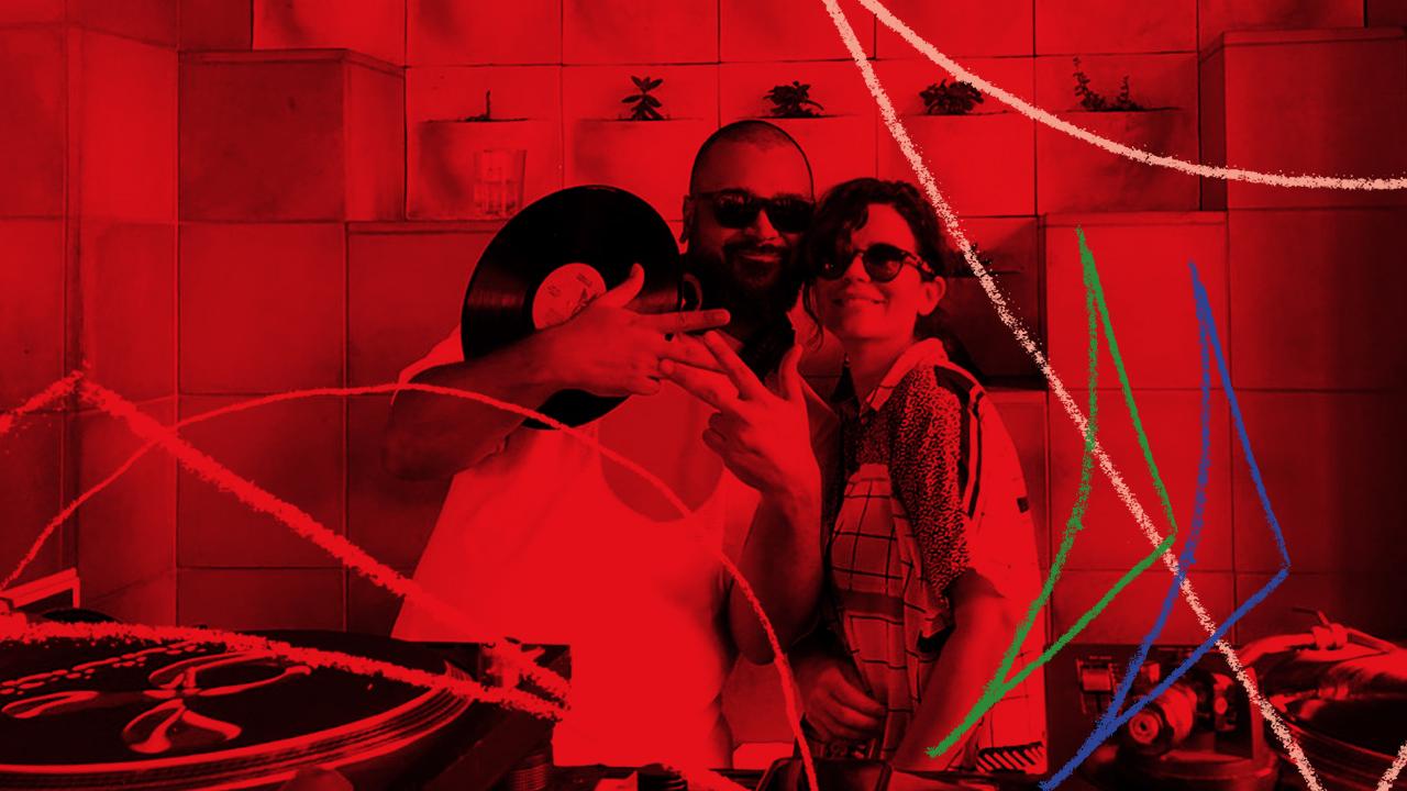 <b>GeraH @ Dublab Brasil no estúdio da dublab LA</b>