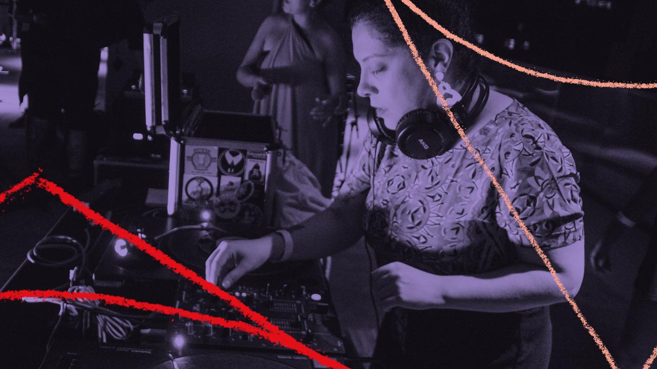<b>Dani Pimenta - Reggae Nice #1 Mixtape (Especial Mulheres do Reggae)</b>