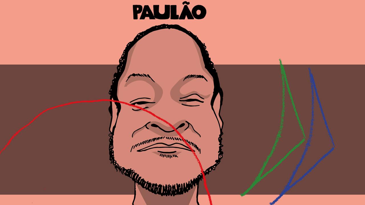 <b>Dublab Brasil apresenta: Patuá DJs #5 - Paulão</b>