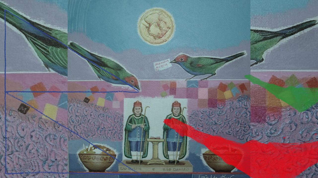 <b>Debora Pill apresenta: Brisa #12_ Dia das Crianças</b>