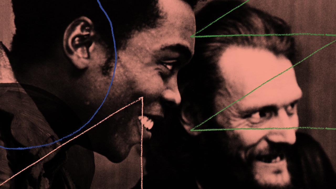 <b>Amadeu Zoe apresenta: O Mundo é um Som #7 - Ginger Baker Pt.1</b>
