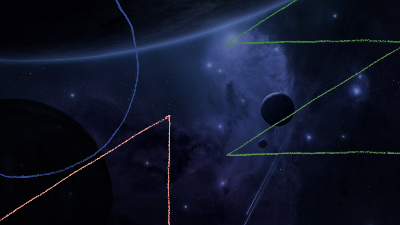 <b>Marcelo Tavares apresenta: Deep Space #1</b>