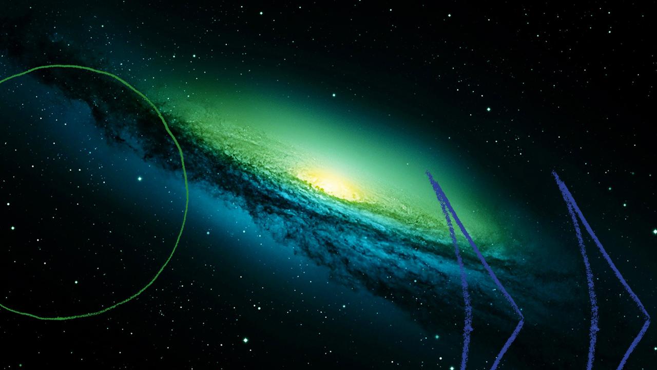 <b>Marcelo Tavares apresenta: Deep Space #5</b>