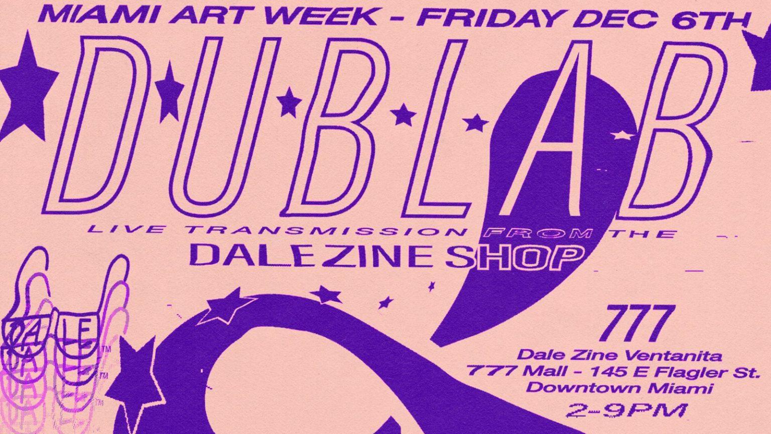 <b>Dublab ao vivo direto do Art Basel em Miami</b>