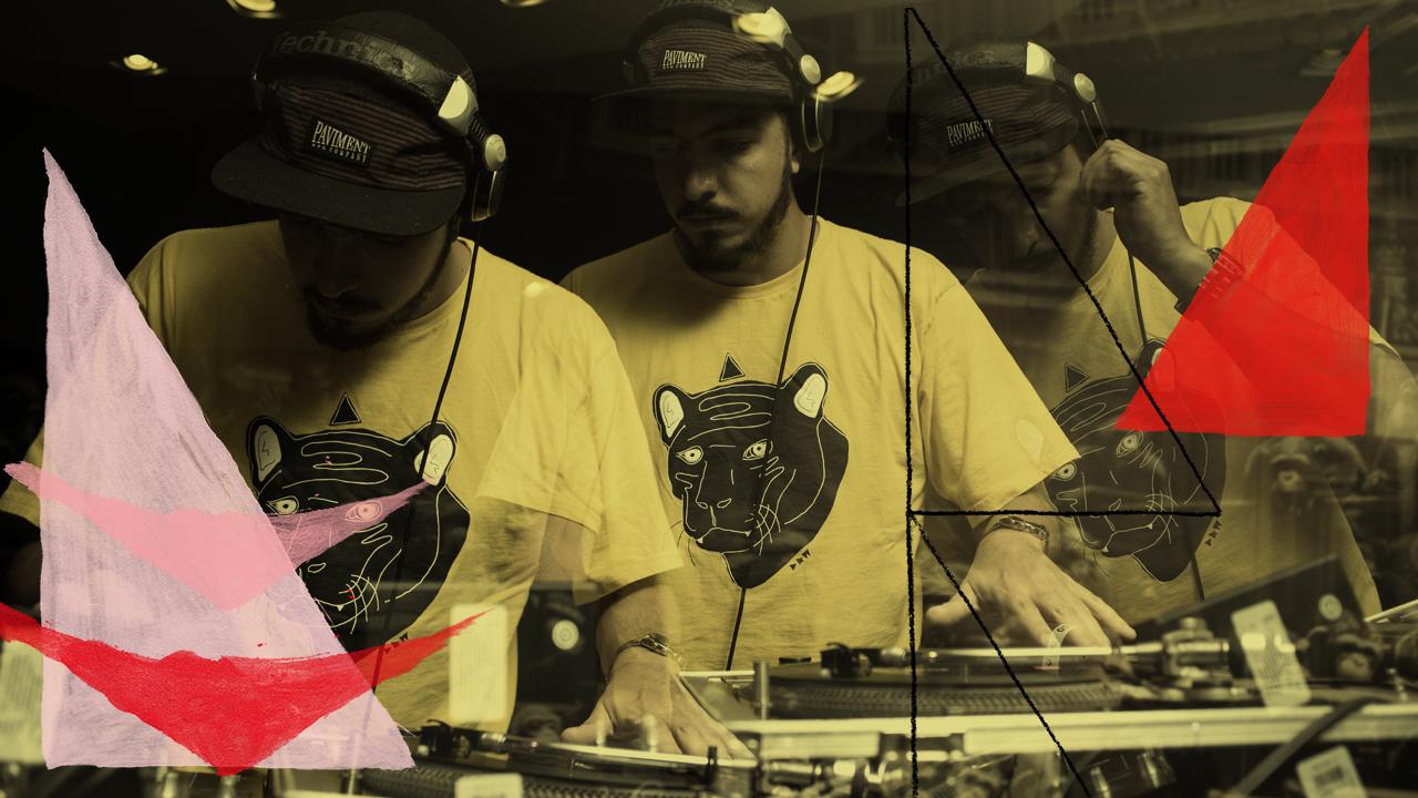 <b>Dublab Brasil apresenta: Patuá DJs #19 - Caio Formiga</b>