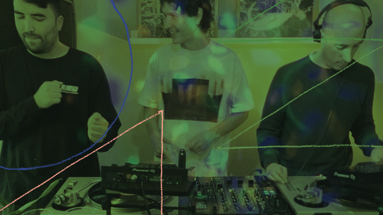<b>House of Pris apresenta: SALA Live Sessions com DJ Ray, Brother Dan e John Suarez</b>