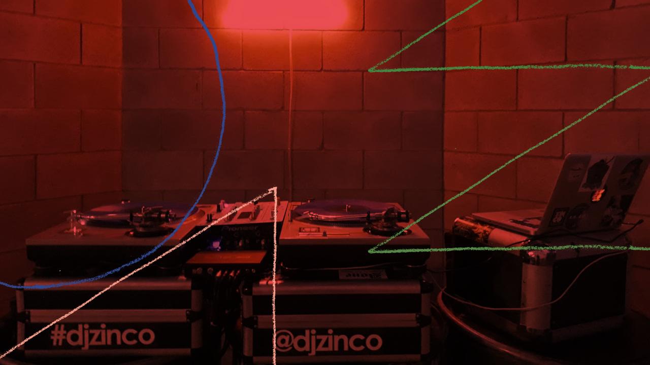 <b>DJ Zinco apresenta: Supergroove #35</b>