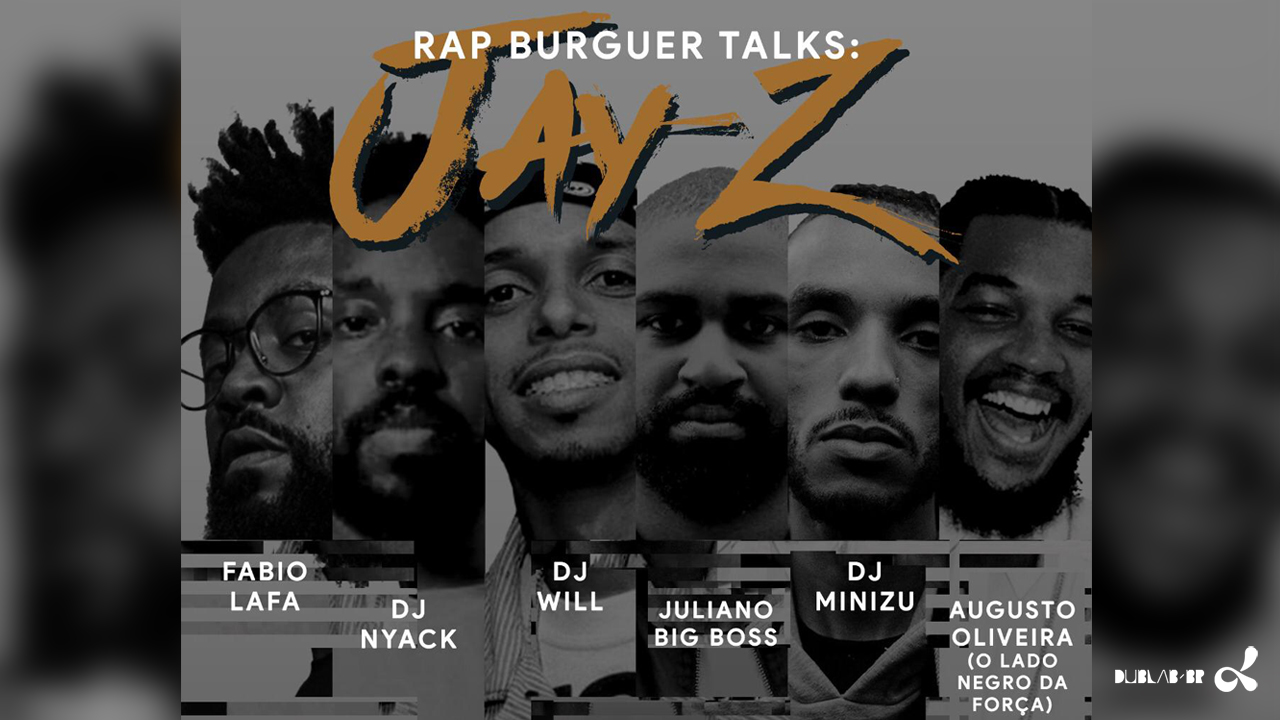 <b>Rap Burguer Talks: Jay-Z</b>