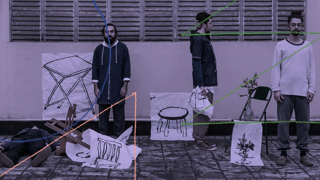 <b>Amadeu Zoe apresenta: Toca o Disco #12 - Os Amanticidas (Teto)</b>
