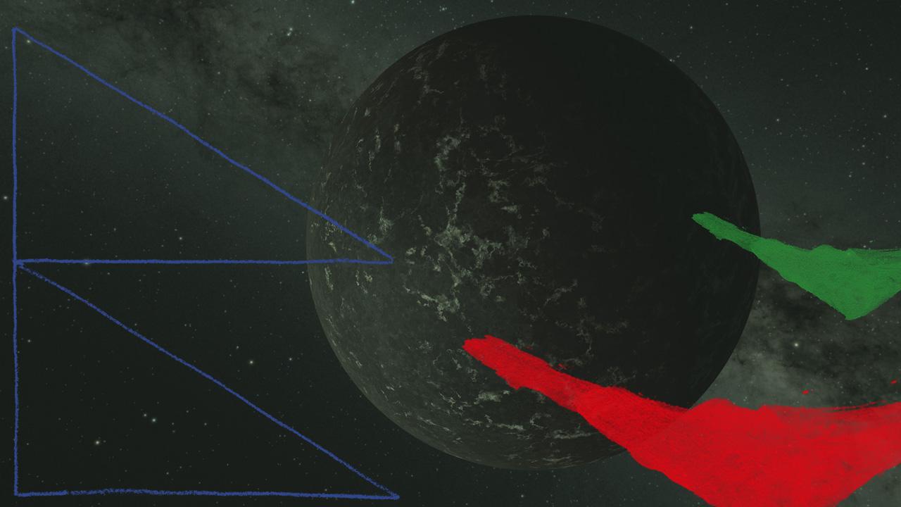 <b>Marcelo Tavares apresenta: Deep Space #16</b>