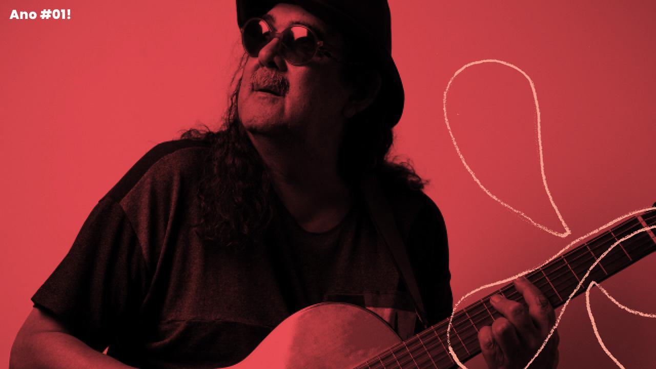 <b>Amadeu Zoe apresenta: O Mundo é um Som #19 — Moraes Moreira Pt.2</b>