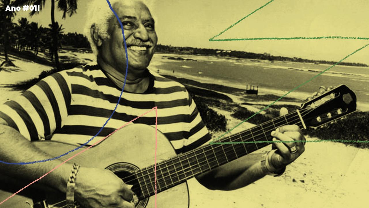 <b>Paulo Lencina apresenta: 2éBom #3 - Especial Dorival Caymmi</b>