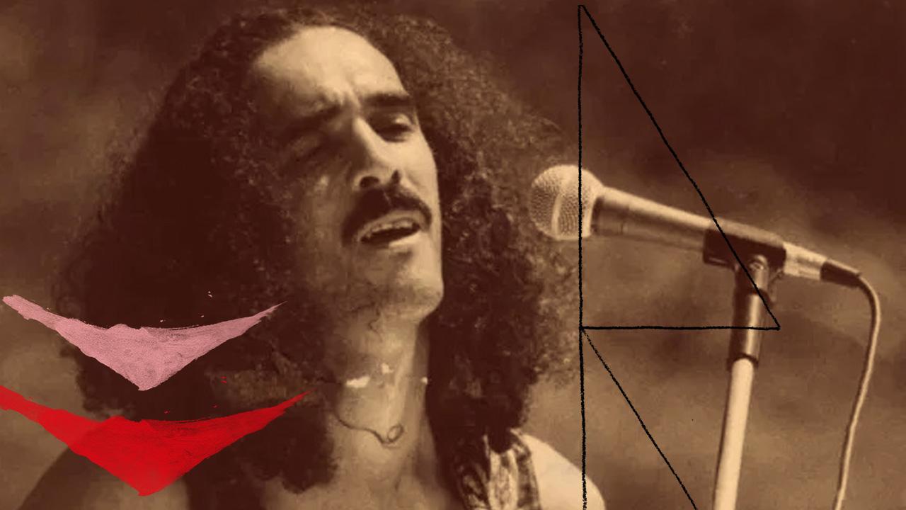 <b>Amadeu Zoe apresenta: O Mundo é um Som #18 - Moraes Moreira Pt.1</b>