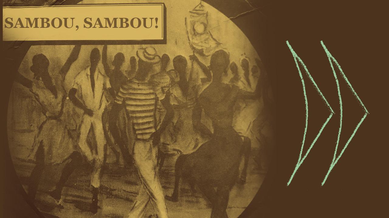 <b>Edson Carvalho apresenta: Volta ao mundo com SenhorJohnson #7 - Sambou, sambou!</b>