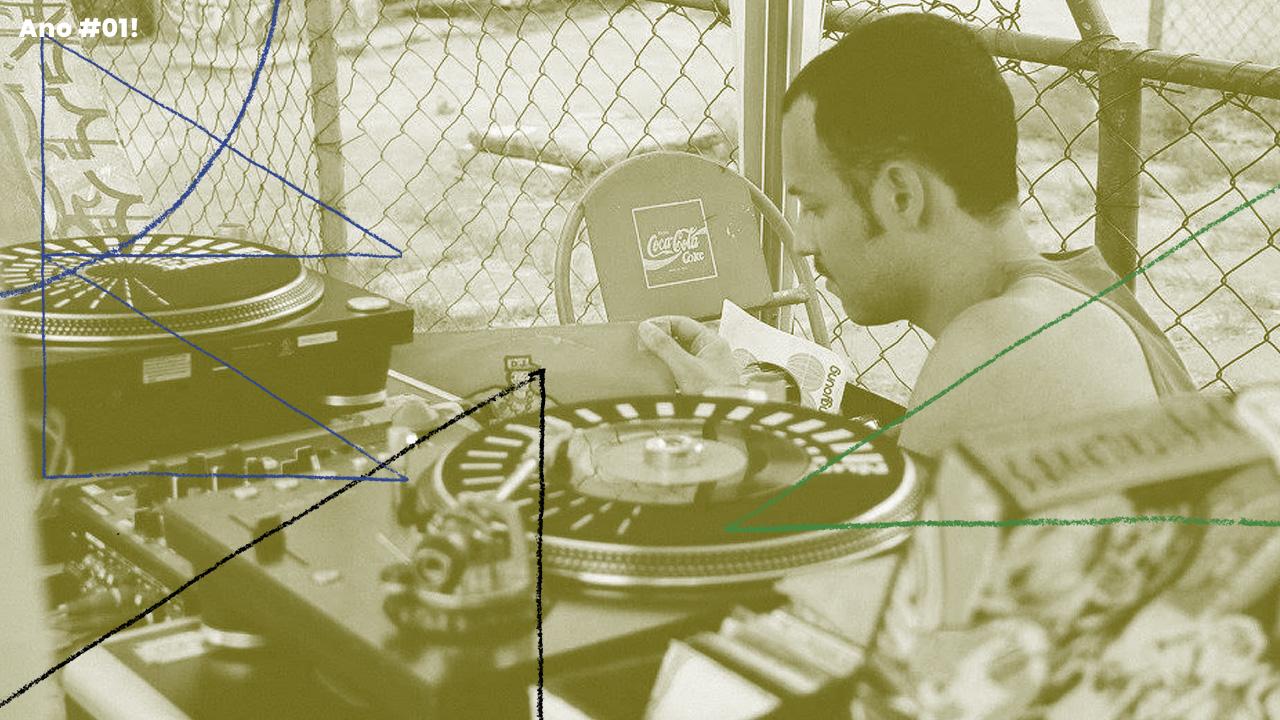 <b>DJ Lucian - Dance em Casa Mixtape</b>