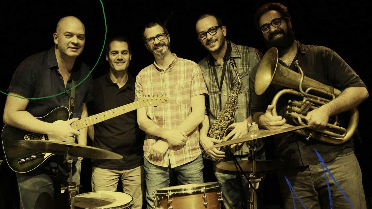 <b>Amadeu Zoe apresenta: Toca o Disco #17 - Projeto B (Live in Seattle)</b>