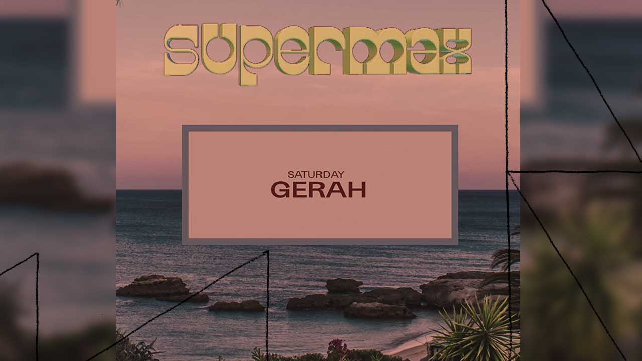 <b>GeraH - Supermax Bar@London - 22/08/2020</b>