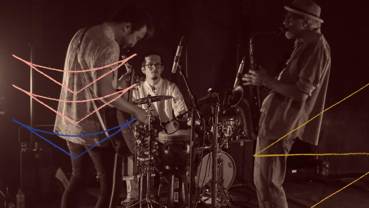 <b>Amadeu Zoe apresenta: Toca o Disco #19 - Onça Combo (Ubi Sunt)</b>