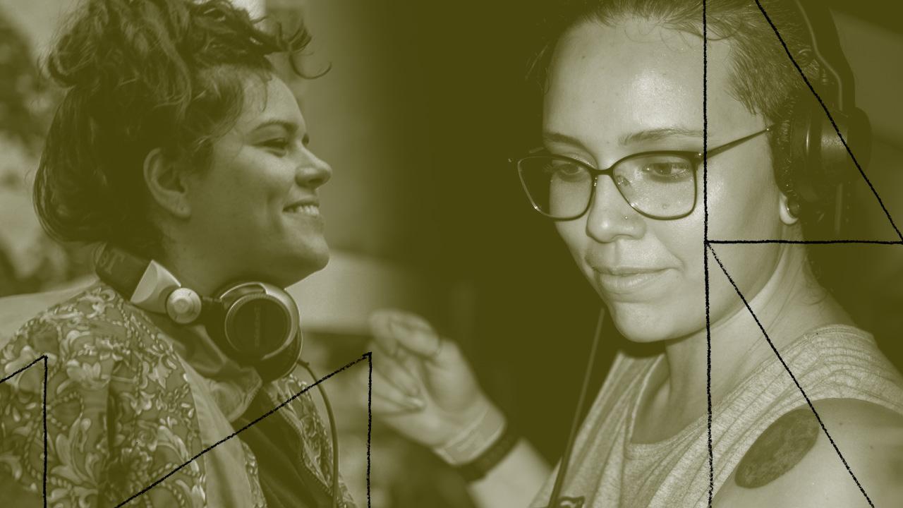 <b>DJ Grazi Flores apresenta: Lacuna Tropical #109 Convida UH! MANAS</b>