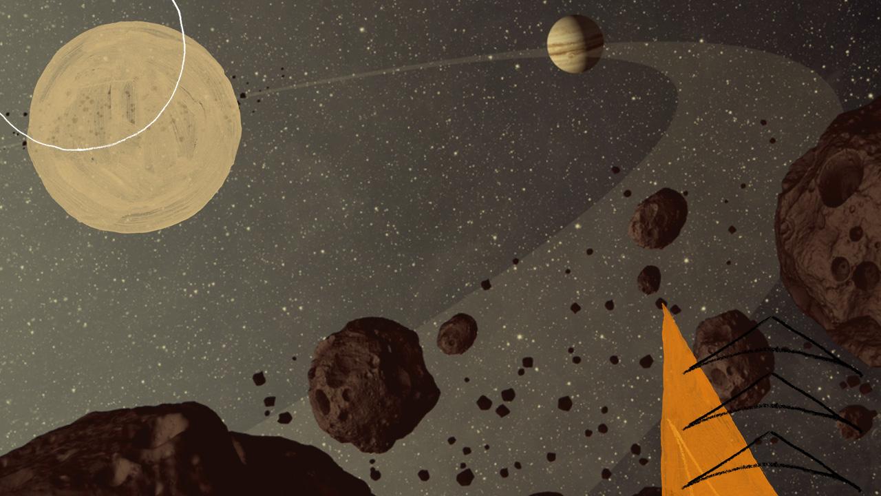 <b>Marcelo Tavares apresenta: Deep Space #65</b>