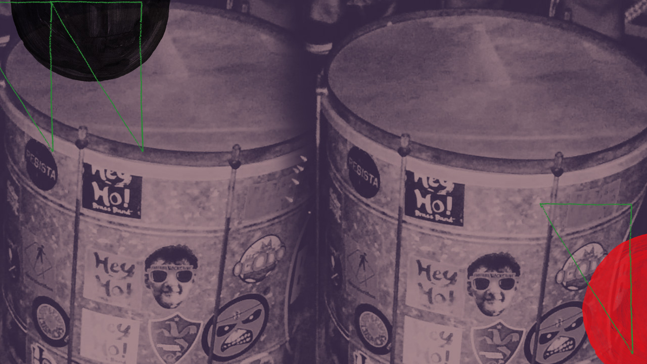 <b>Joba Mauricio - Brasilidades. Carnaval! Cultura Popular Mixtape</b>