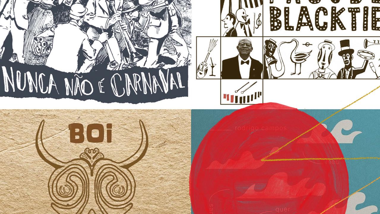 <b>Amadeu Zoe apresenta: Toca o Disco #21 - Sempre é Carnaval</b>