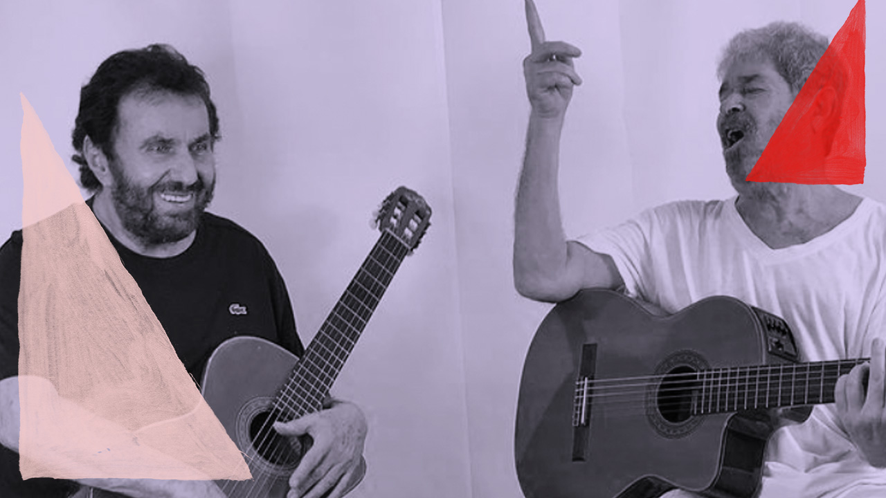 <b>Paulo Lencina apresenta: 2éBom #20 com Antonio Carlos & Jocafi</b>