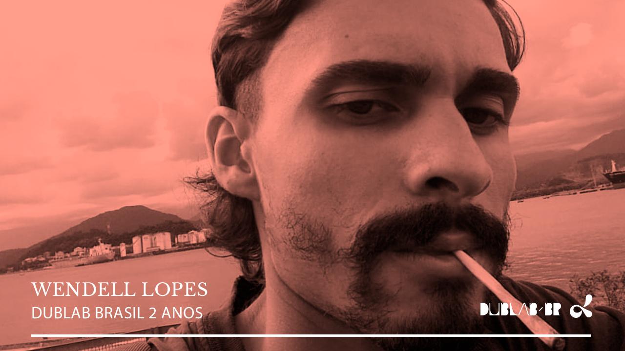 <b>dublab Brasil 2 Anos apresenta: Wendell Lopes</b>