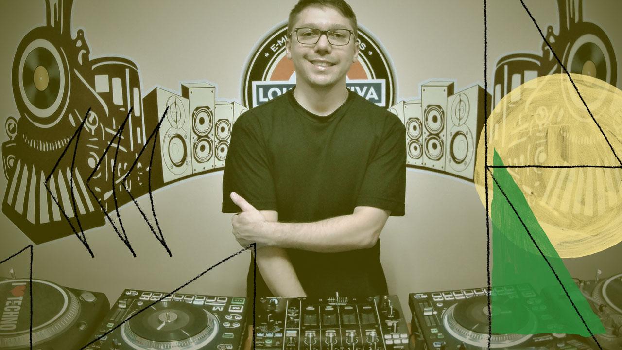 <b>DJ Grazi Flores apresenta: Lacuna Tropical #145 Convida Tairo Victor</b>