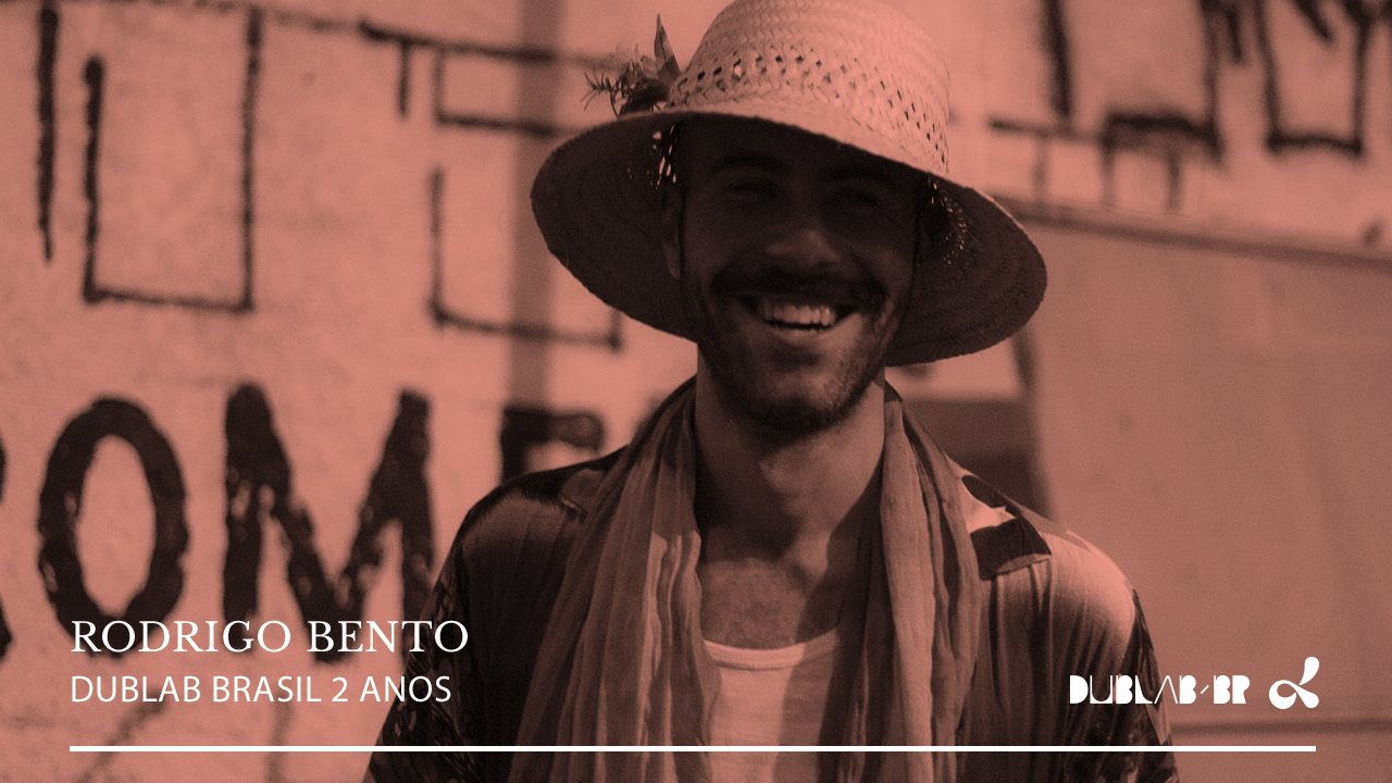 <b>dublab Brasil 2 Anos apresenta: Rodrigo Bento</b>