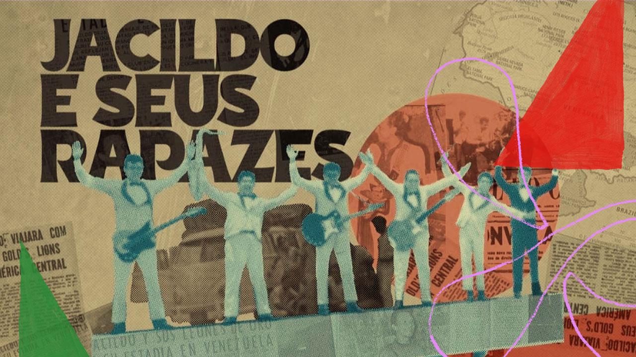 <b>Felipe Zangrandi apresenta: Trilhas #22 - Jacildo E Seus Rapazes (Entrevista Dennis Os Imitáveis)</b>