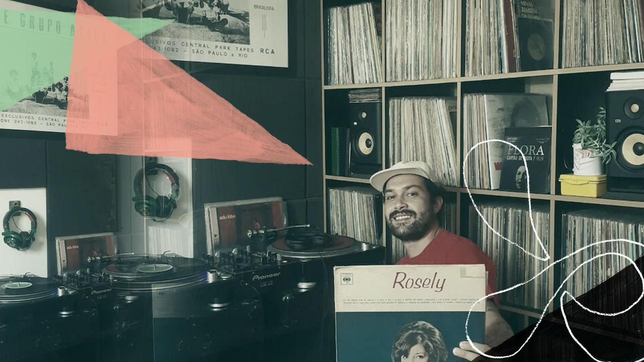 <b>Daniel Cantagalo Apresenta: Brazilians Oldies & Goldies #3 Convida DJ Narciso</b>